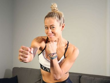 Bust resolution excuses with this 9-move, at-home workout