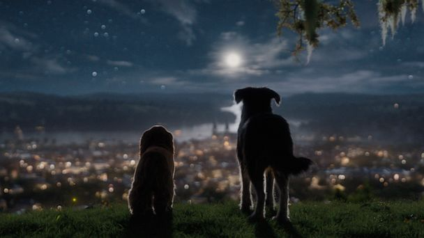 Disney Unveils New Official Trailer For Live Action Lady And The Tramp Gma