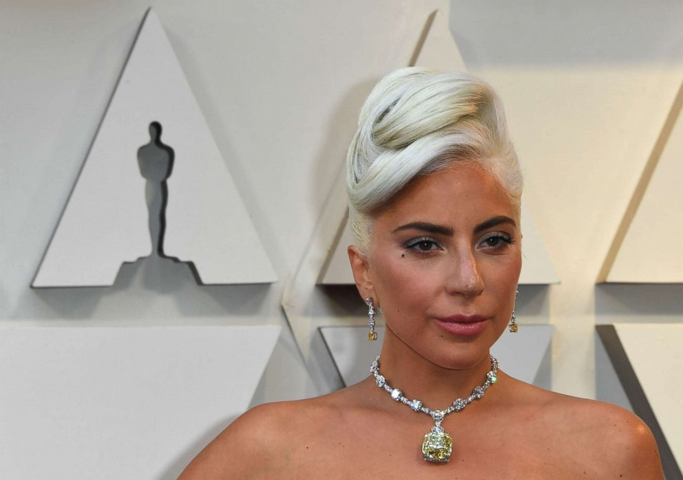 PHOTO: Lady Gaga arrives for the 91st Annual Academy Awards at the Dolby Theatre in Hollywood, Calif., Feb. 24, 2019.