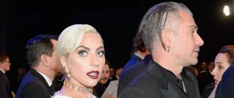 PHOTO: Lady Gaga and Christian Carino the 25th Annual Screen ActorsGuild Awards at The Shrine Auditorium, Jan. 27, 2019, in Los Angeles.