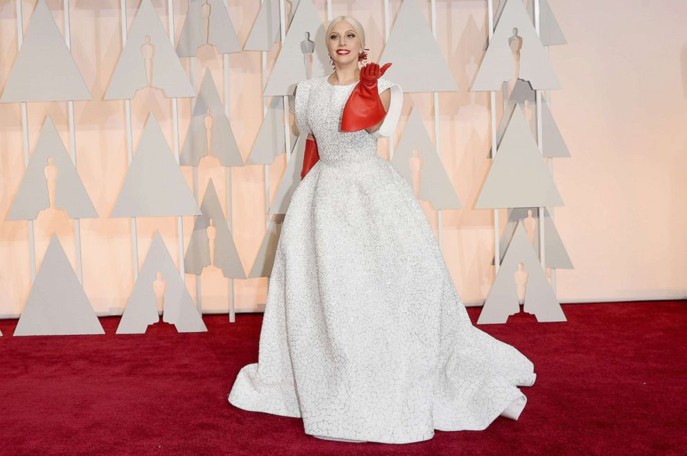 PHOTO: Lady Gaga attends the 87th Annual Academy Awards on Feb. 22, 2015, in Hollywood, Calif.
