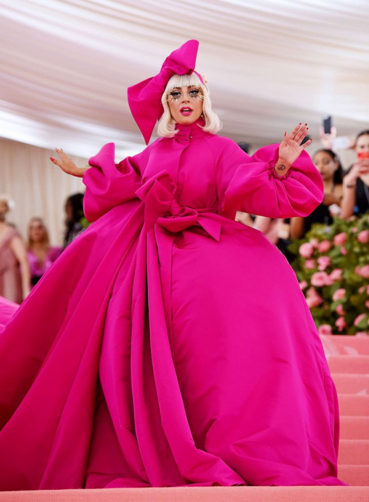 2019 Met Gala Red Carpet Lady Gaga Billy Porter Cardi B