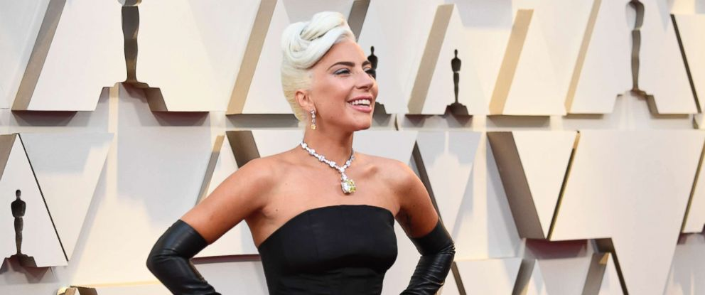 PHOTO: Lady Gaga attends the 91st Annual Academy Awards at Hollywood and Highland, Feb. 24, 2019, in Hollywood, Calif.