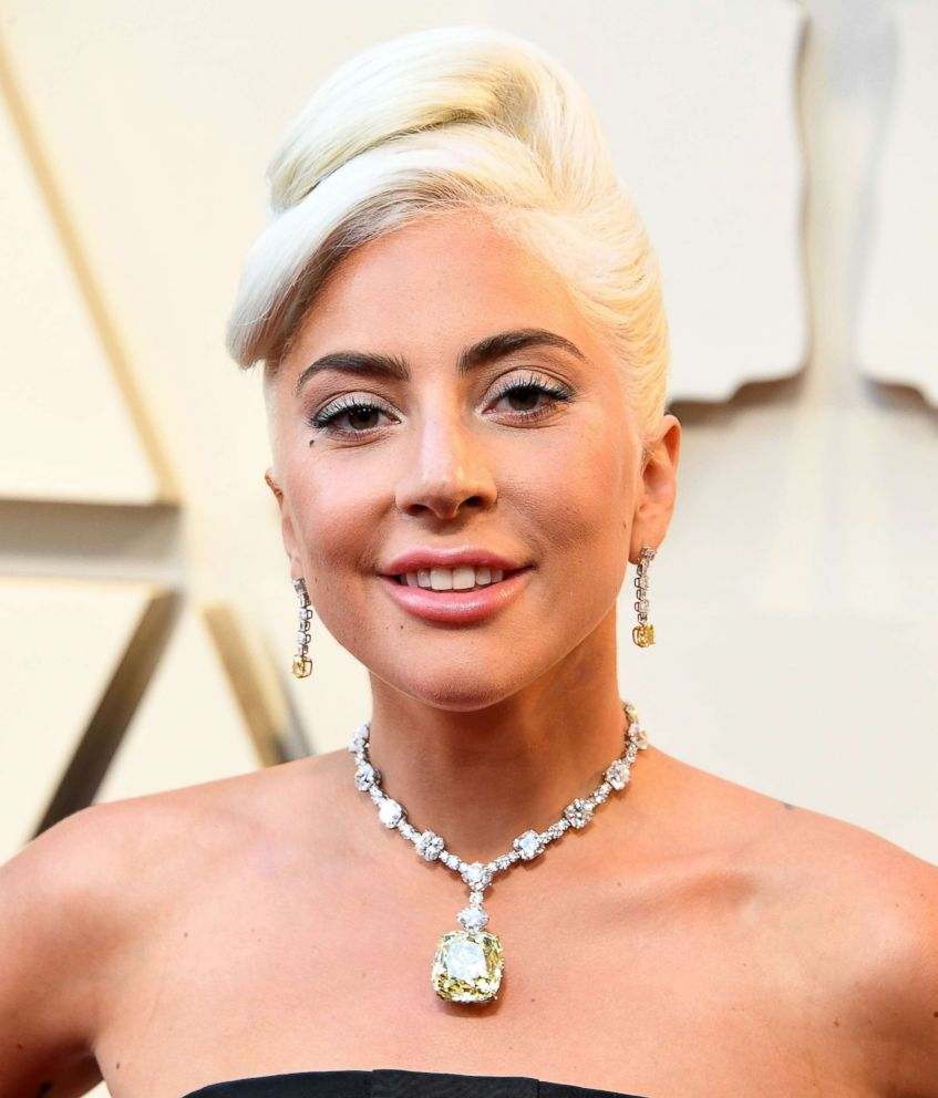 PHOTO: Lady Gaga arrives at the 91st Annual Academy Awards at Hollywood and Highland, Feb. 24, 2019, in Hollywood, Calif.