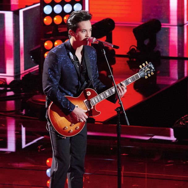 'American Idol' winner Laine Hardy relives victory moments