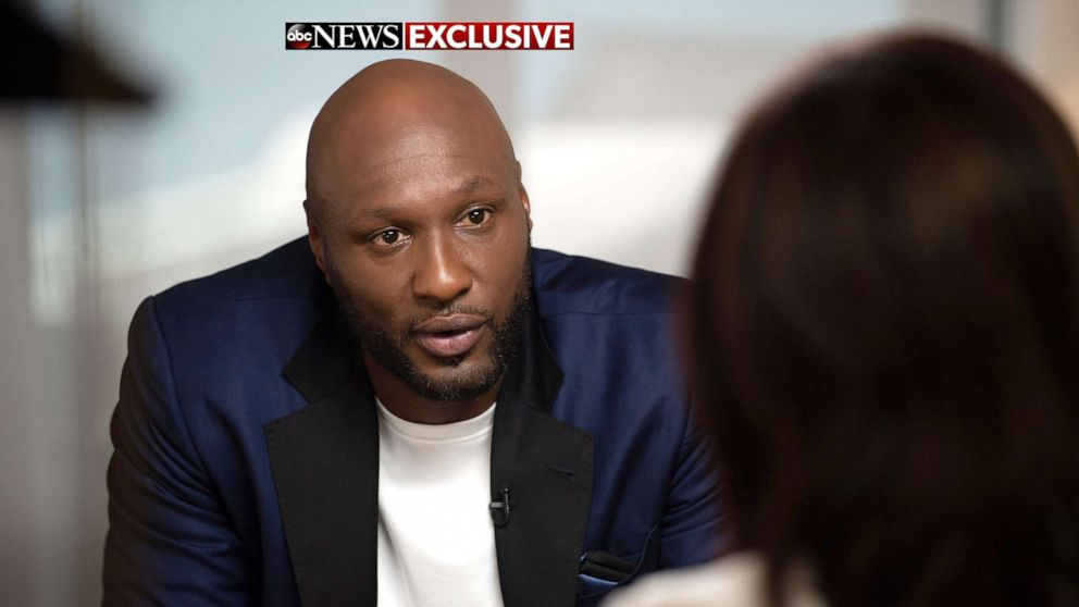 Lamar Odom opens up about his near-death experience and 'overcoming