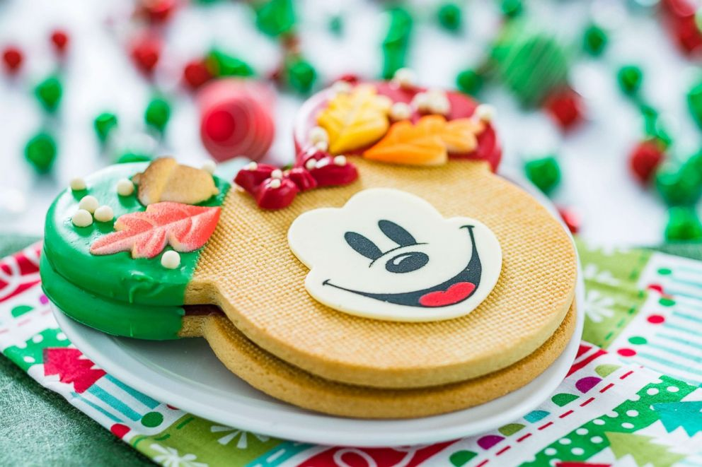 PHOTO: The Large Shortbread Cookie is filled with raspberry jam and decorated in frosting. Get it at Trolley Car Café!