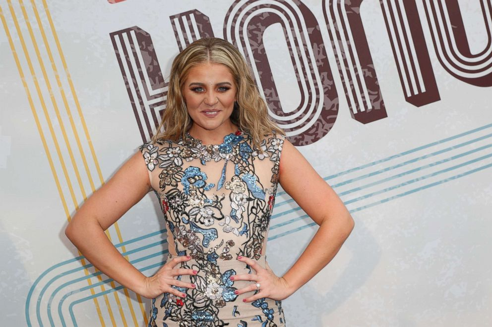 PHOTO: Lauren Alaina arrives at the 12th annual ACM Honors at the Ryman Auditorium, Aug. 22, 2018, in Nashville, Tenn.