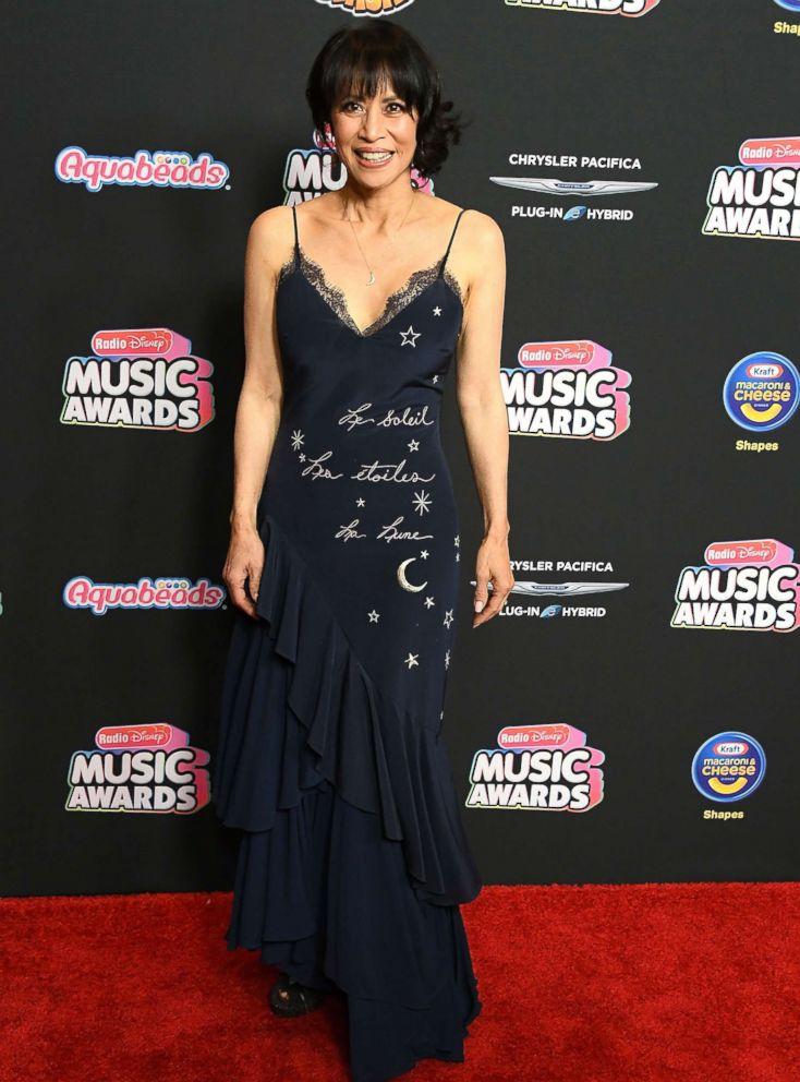 Lauren Tom arrives at the 2018 Radio Disney Music Awards at Loews Hollywood Hotel, June 22, 2018, in Hollywood, Calif.