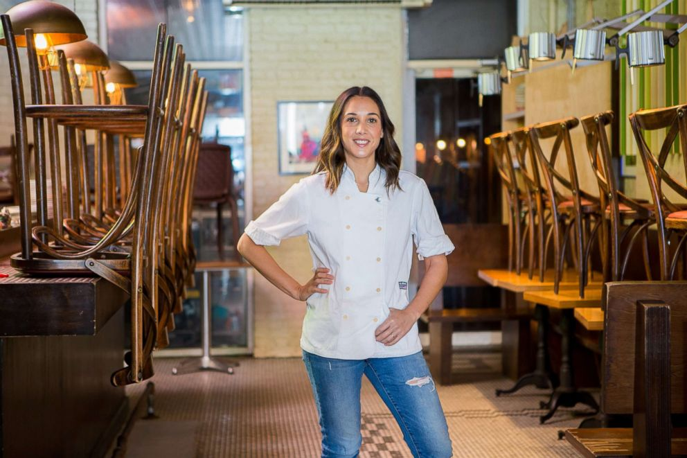 PHOTO: Leah Cohen executive chef and owner of Pig and Khao, New York City.