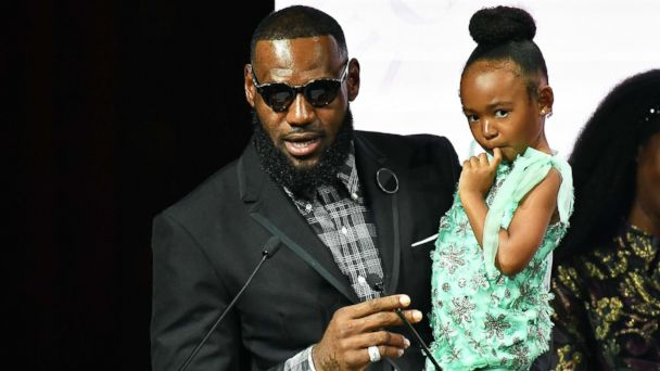 VIDEO  Would you let your kids try alcohol  Why LeBron James may let his 8623328725cc