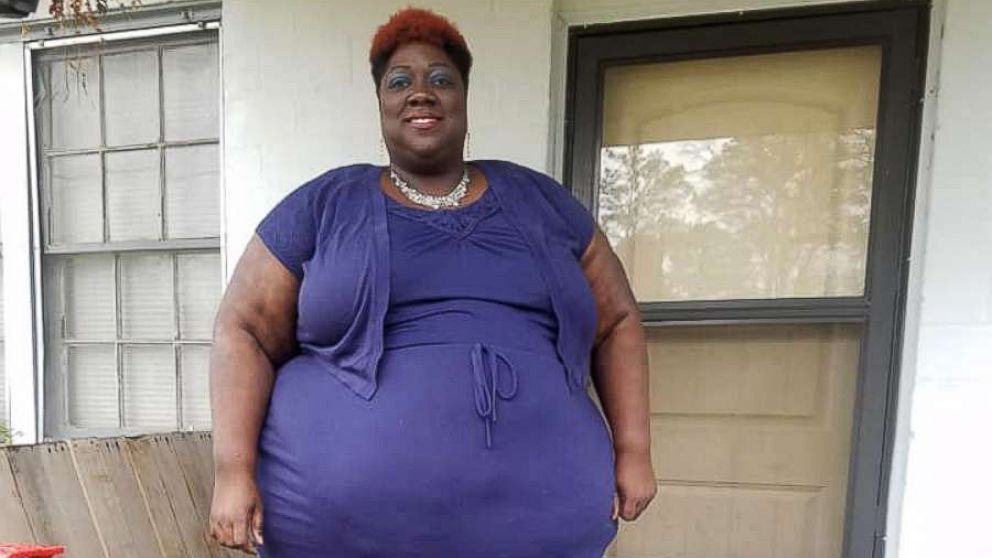 Leneathra Reed, 39, of Meridian, Mississippi, has kicked off her plan to lose 451 pounds.
