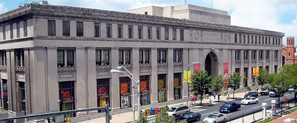 "PHOTO: The Enoch Pratt Free Library in Baltimore has become a haven in the community and was picked as a finalist for Readers Digests ""Nicest Places in America."""