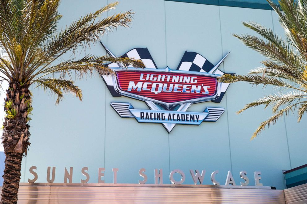 PHOTO: Lightning McQueens Racing Academy debuted March 31, 2019, at Disneys Hollywood Studios at Walt Disney World Resort.