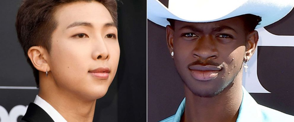 Lil Nas X drops new 'Old Town Road' remix with RM of BTS - ABC News