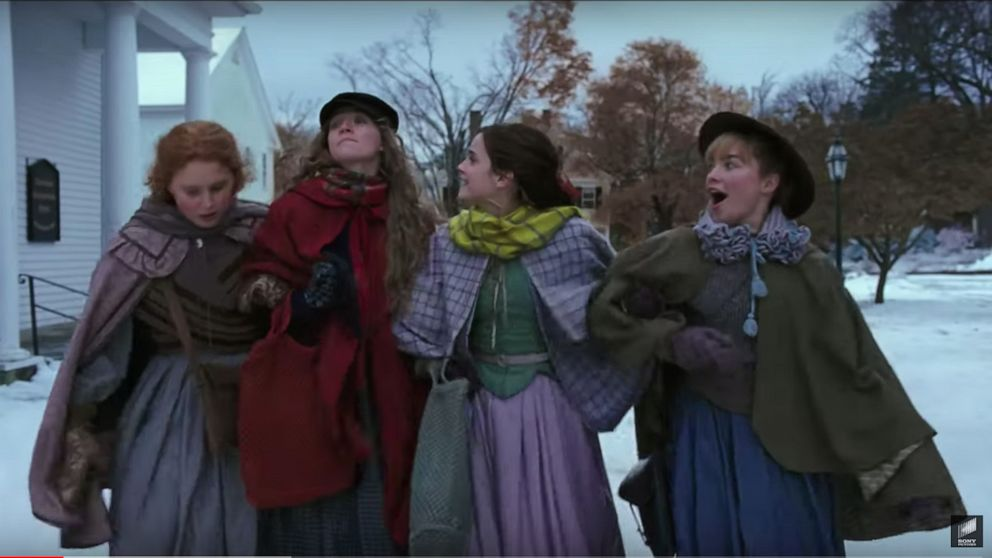 Check out 1st 'Little Women' trailer starring Saoirse Ronan and Meryl Streep