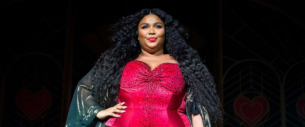 PHOTO: Lizzo performs at O2 Academy Brixton on November 07, 2019 in London, England.