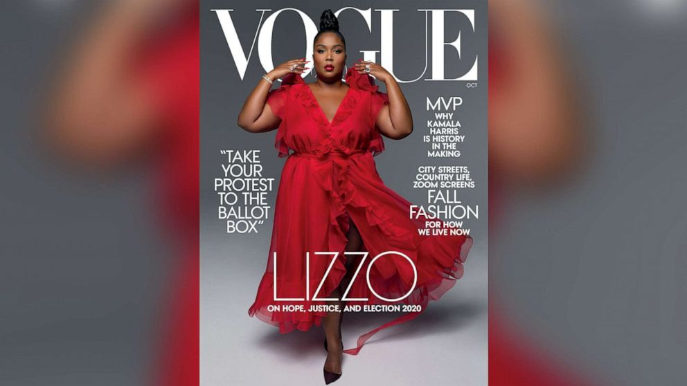 Lizzo opens up about being 'first big Black woman' on ...