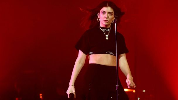 Lorde to Kanye West and Kid Cudi: 'Don't steal -- not from women'