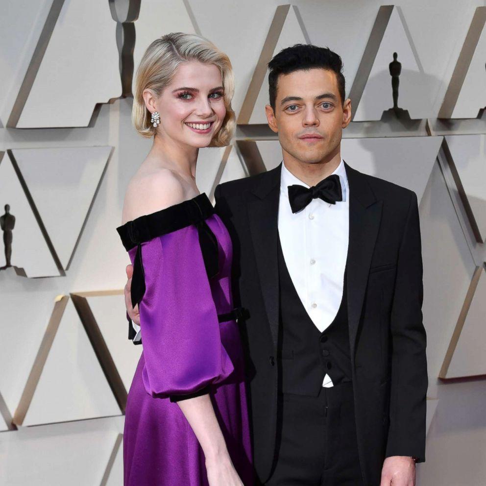 2019 Oscars best actor winner Rami Malek says love Lucy