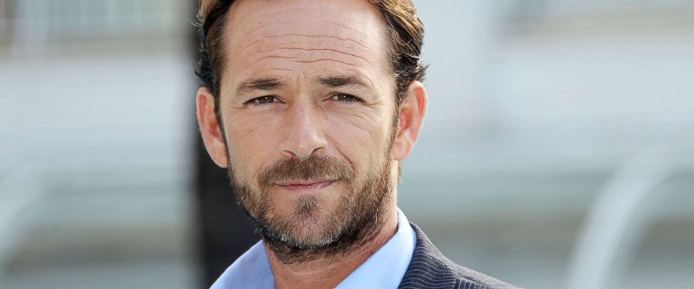 PHOTO: Luke Perry poses during the during the 26th edition of the five-day MIPCOM, Oct. 5, 2010, in Cannes, France.