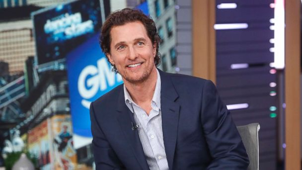 Matthew McConaughey reading a bedtime story and more apps to