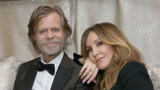 The inner circle of Felicity Huffman, who just received a 14-day prison term
