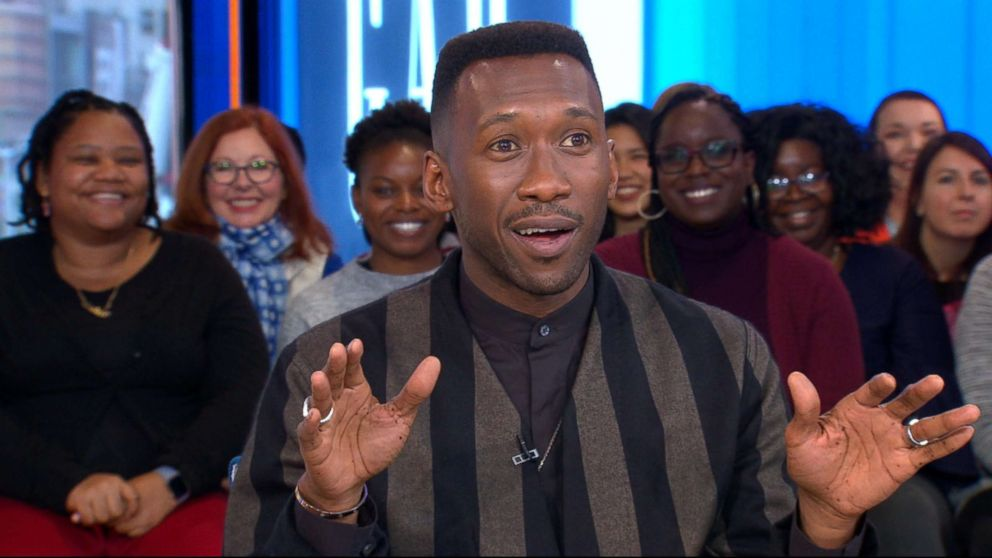 """Mahershala Ali joined """"GMA"""" to talk about his new movie """"Green Book."""""""