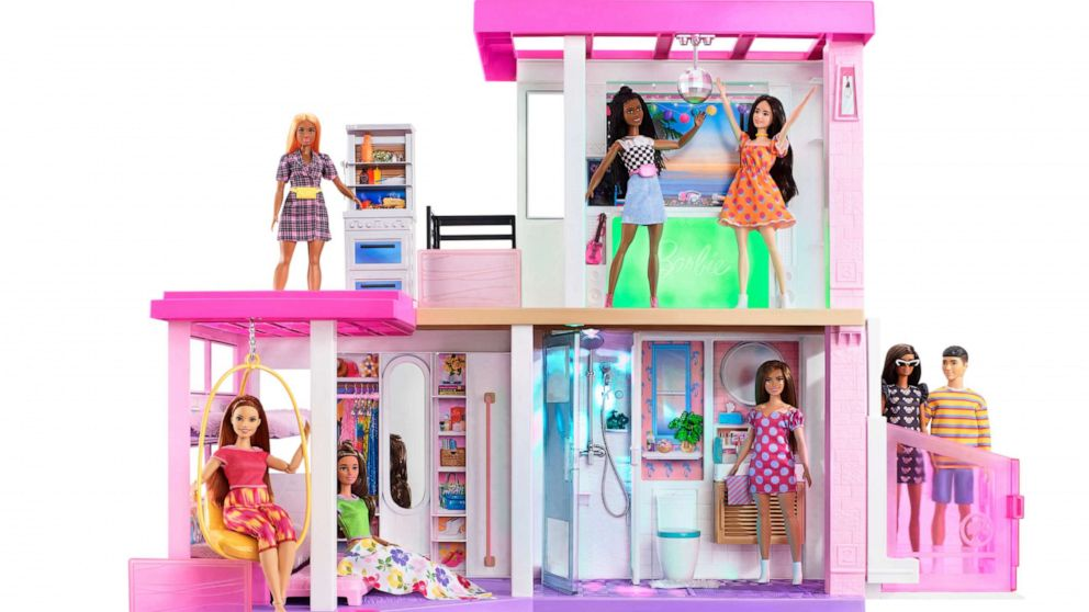 New Barbie DreamHouse has an incredible, updated look