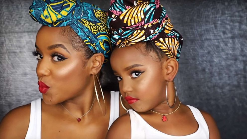 These adorable mother-daughter makeup tutorials will make you smile
