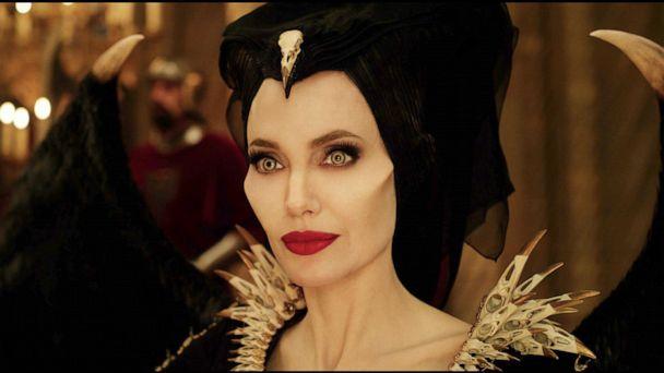 Angelina Jolie returns in 1st 'Maleficent: Mistress of Evil' teaser trailer