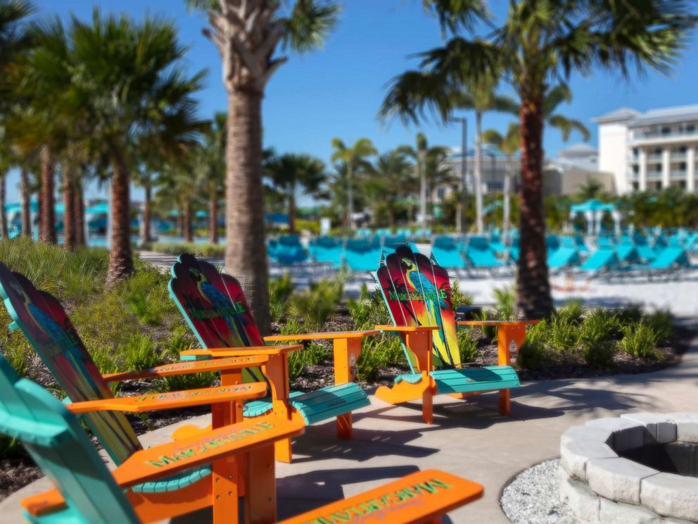 PHOTO: The new Margaritaville hotel is part of the Margaritaville Resort Orlando.