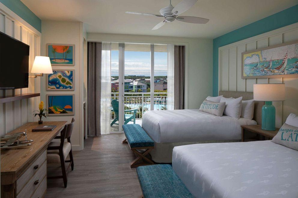 PHOTO: The new Margaritaville hotel is part of the Margaritaville Resort Orlando.