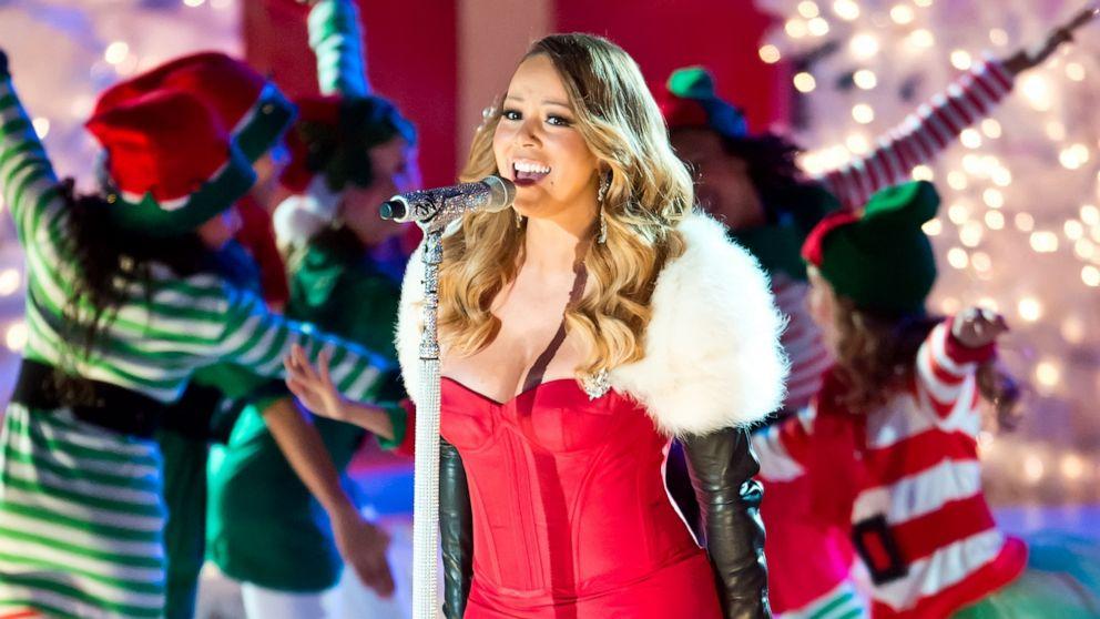 Mariah Carey officially kicks off