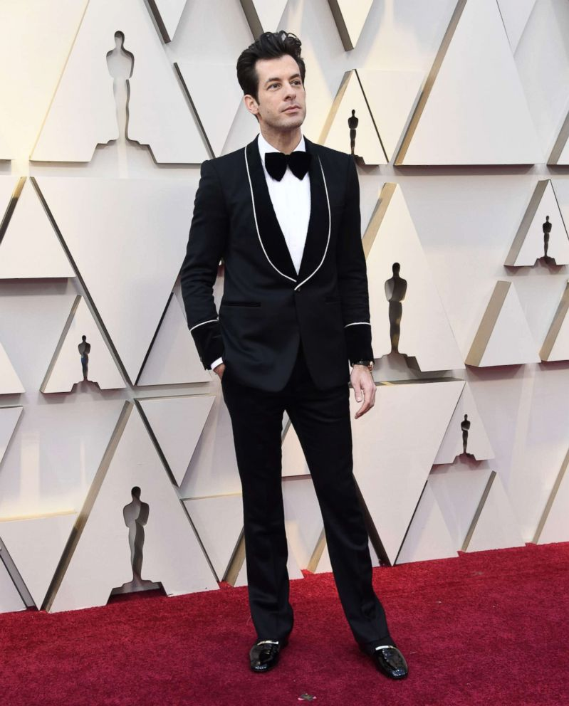 PHOTO: Mark Ronson attends the 91st Annual Academy Awards, Feb, 24, 2019 in Hollywood, Calif.