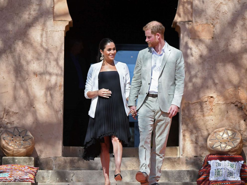 Palace Responds to Rumor About Prince Harry & Meghan Markle's Royal Baby Name