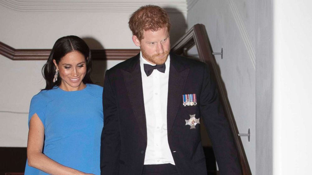 Prince Harry and Meghan Markle have broken a world record