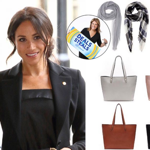 Gma Deals And Steals On Products Inspired By Ss Meghan S Style