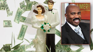 Steve Harvey on Marriage and Money.