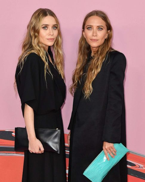Mary Kate And Ashley Olsen Launch New Clothing Line At Kohl S Gma