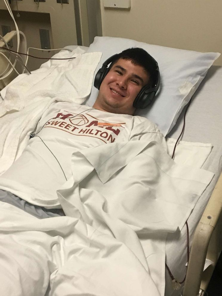 In 2017, doctors performed a stem cell tranplant with Ryan Jacobys older brother Matthew, 22, who is a half match for a mixed-race bone marrow transplant.