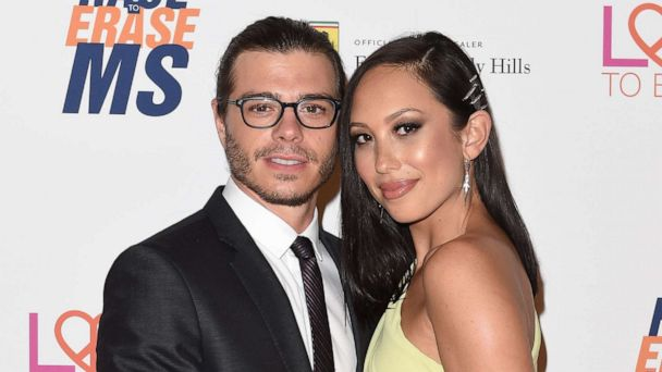 Cheryl Burke of 'DWTS' marries 'Mrs. Doubtfire' star Matthew Lawrence