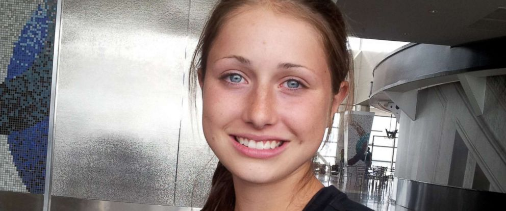 PHOTO: Lauren McCluskey, a Utah track star who was murdered by her ex-boyfriend, is pictured here.