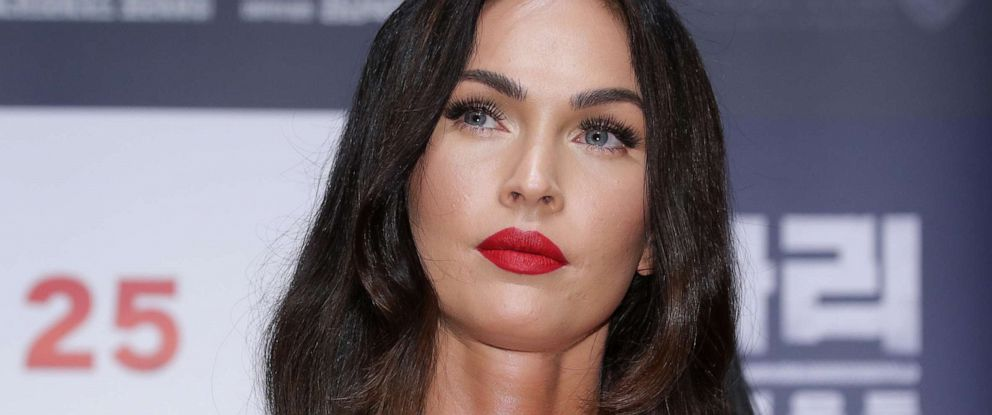 PHOTO: Actress Megan Fox attends a press conference on Aug. 21, 2019, in Seoul, South Korea.