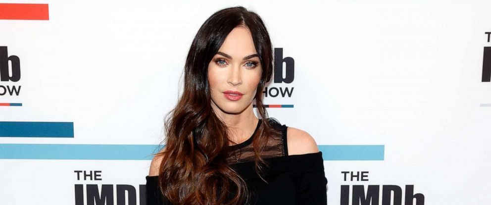 PHOTO: Megan Fox visits The IMDb Show on November 16, 2018 in Studio City, California. This episode of The IMDb Show airs on December 3, 2018.