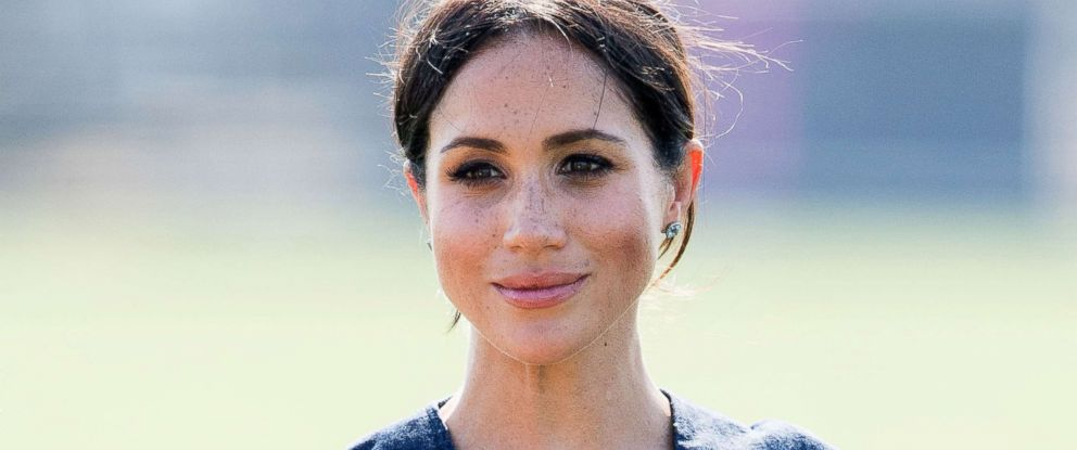 PHOTO: Meghan Markle, Duchess of Sussex attends the Sentebale Polo 2018 held at the Royal County of Berkshire Polo Club, July 26, 2018, in Windsor, England.