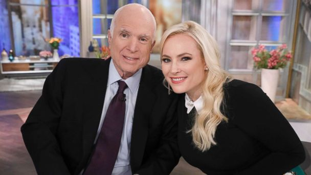 Meghan McCain pens powerful note on 'sharp and primal' pain 3 months after losing father