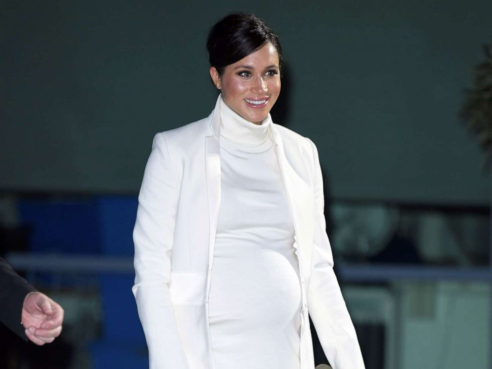 PHOTO: Meghan, Duchess of Sussex attends a Gala Performance Of The Wider Earth at the Natural History Museum, Feb. 12, 2019, in London.