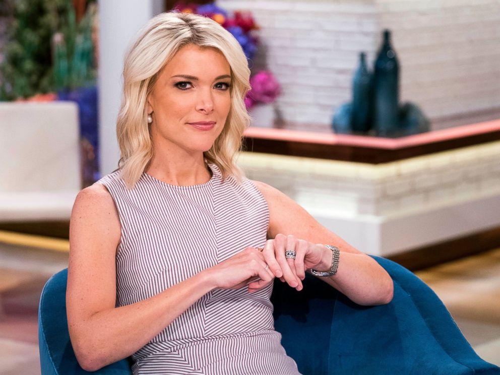 PHOTO: In this Sept. 21, 2017 file photo, Megyn Kelly poses on the set of her new show, Megyn Kelly Today at NBC Studios in New York. NBC announced on Friday, Oct. 26, 2018 that Megyn Kelly Today will not return.