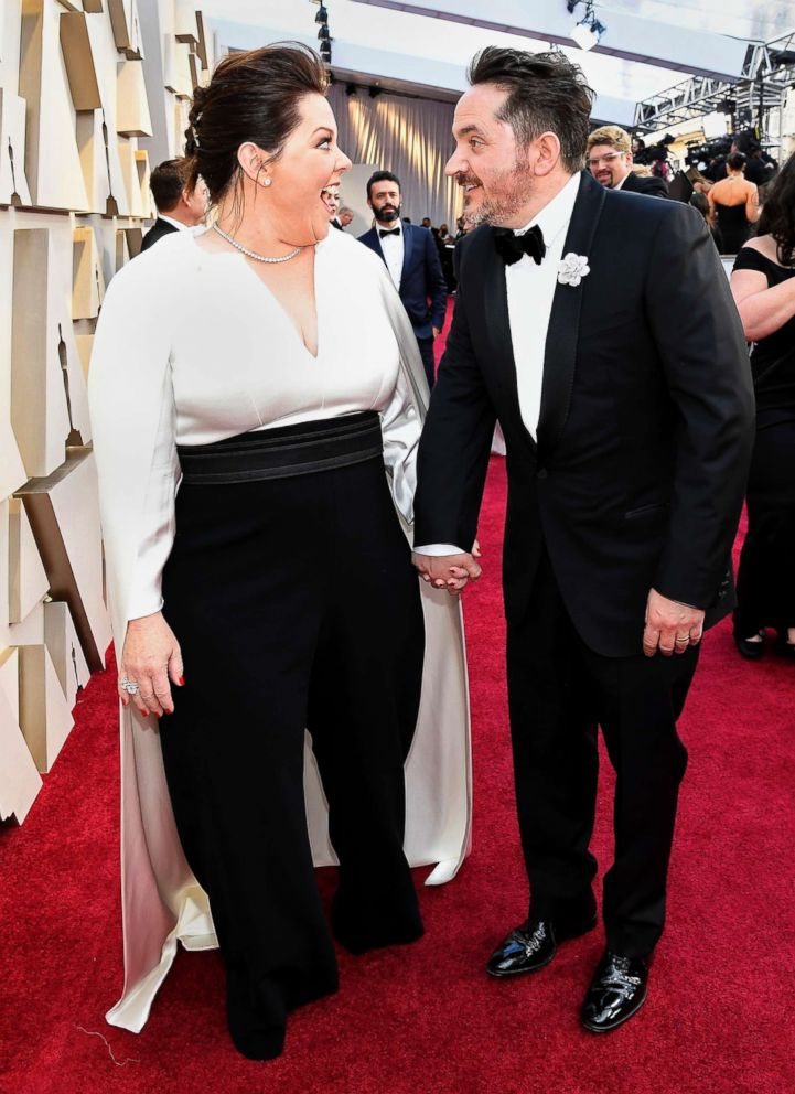 PHOTO: Melissa McCarthy and Ben Falcone attend the 91st Annual Academy Awards, Feb. 24, 2019 in Hollywood, Calif.